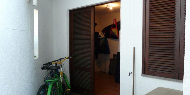 deposito da garagem