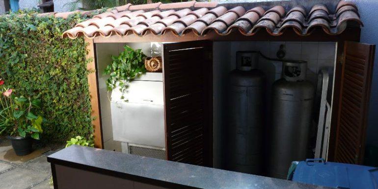 instalações de gas e maquina de gelo